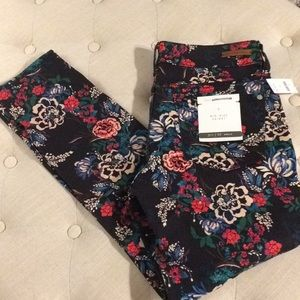 NWT Anthropologie Pilco and Letterpress Jeans